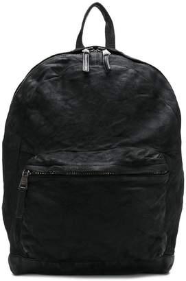 Giorgio Brato distressed detail backpack