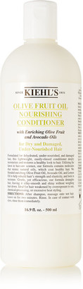 Kiehl's Since 1851 - Olive Fruit Oil Nourishing Conditioner, 500ml - one size $30 thestylecure.com