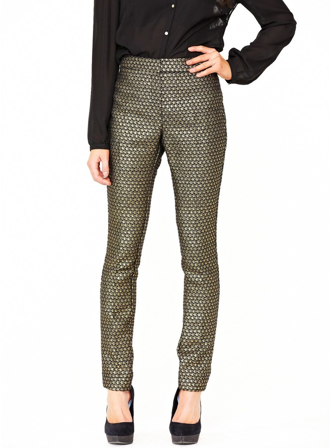 South Brocade Trousers