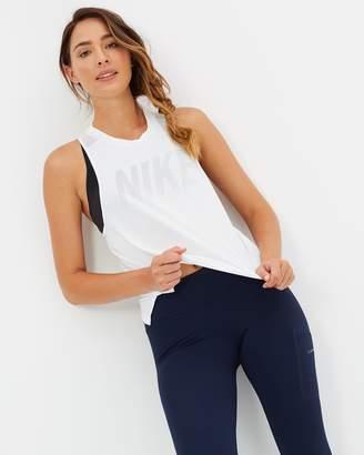 Nike Women's Dry Miler Running Tank