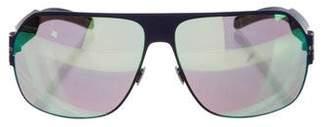 Bernhard Willhelm Mykita & Xaver Tinted Sunglasses