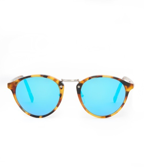 SPEKTRE Audacia mirrored sunglasses