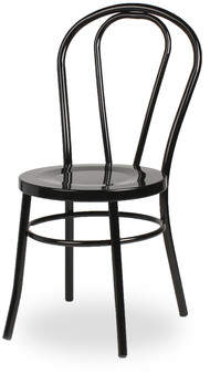 Laurèl Kate and Modern Metal Side Chair