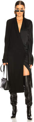 Haider Ackermann Wrap Dress