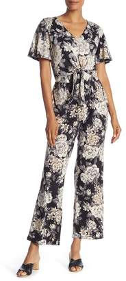 Bea Yuk Mui New York Collective Tie Front Jumpsuit
