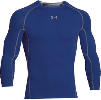Under Armour Men HeatGear Long-Sleeve Compression Shirt