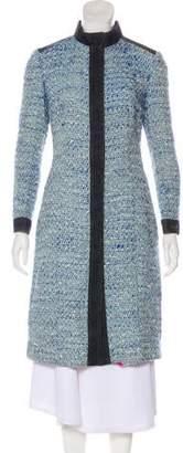Dolce & Gabbana Long Sleeve Long Coat