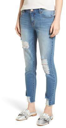 1822 Denim Decon Ripped Skinny Jeans