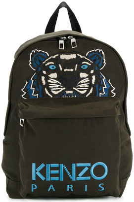 Kenzo large Tiger backpack $235 thestylecure.com