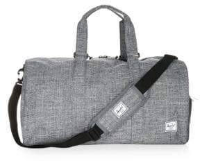 Herschel Kid's Raven Crosshatch Duffel Bag