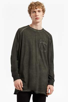 Fcus Cold Pigment Dyed Jersey Top