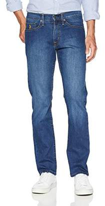 U.S. Polo Assn. Men's Slim Fit Straight Leg Jean