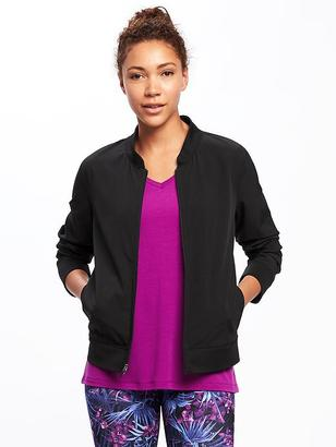 Go-Dry Cool Bomber Jacket for Women $39.94 thestylecure.com