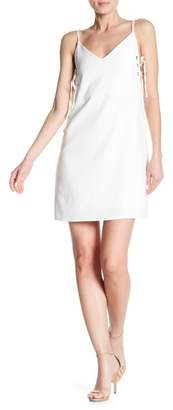 Bishop + Young Ana Lace-Up Shift Dress