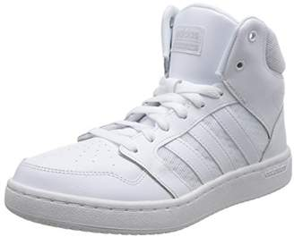 b79bd97516dc adidas Men s Cloudfoam Super Hoops Mid Hi-Top Trainers