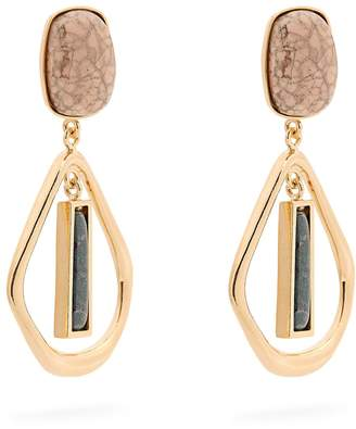 Isabel Marant Dancing drop earrings