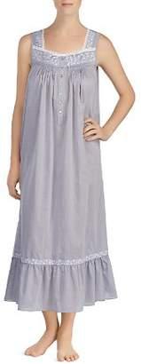Eileen West Long Sleeveless Nightgown