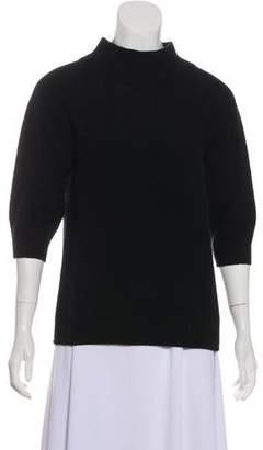 Max Mara Cashmere Short Sleeve Sweater
