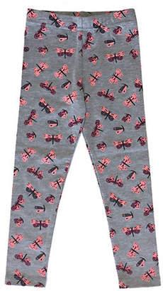 PREVIEW Dragonfly Print Leggings