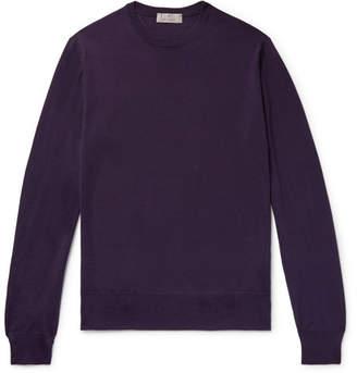 Canali Merino Wool Sweater