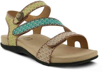 Spring Step L'Artiste by Novato Flat Sandal - Women's