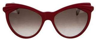 Cat Eye Zanzan Erzulie Cat-Eye Sunglasses