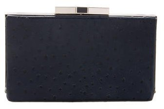 Kate Spade Kate Spade New York Embossed Leather Box Clutch