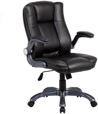 Techni Mobili Medium Back Manager Desk Chair