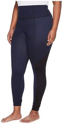 Spanx Plus Size Active Crop Pants