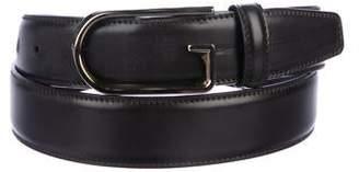 Gucci Leather G Belt