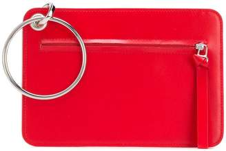 MM6 MAISON MARGIELA ring detail clutch