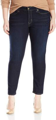 Levi's Women's Plus-Size Skinny Jeans