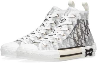 Christian Dior B23 Allover Logo High Sneaker