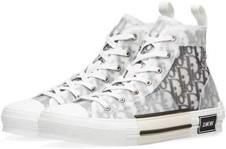 Christian Dior B23 Allover Logo High Sneaker