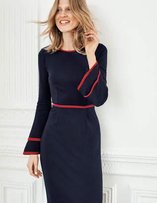 988ba168ed3 Boden Blue Jersey Dresses - ShopStyle UK