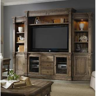 Hooker Furniture Sorella Entertainment Center for TVs up to 70