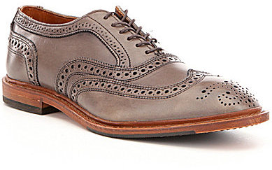 Allen Edmonds Allen-Edmonds Allen Edmonds Men's Neumok 2.0 Leather Lace Up Wing Tip Oxfords