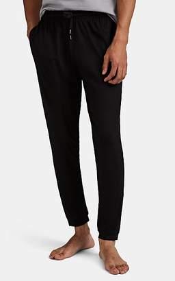 643bad37c7d9c6 Derek Rose Men's Basel Jersey Lounge Pants - Black