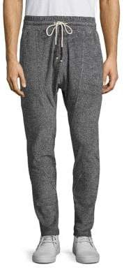 Mostly Heard Rarely Seen Heathered Jogger Pants