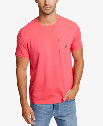Nautica Men J-Class Pocket T-Shirt
