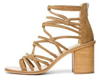 Rag & Bone Women's Camille Suede High-Heel Sandals