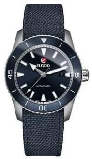 Rado Captain Cook Hyperchrome Stainless Steel Watch