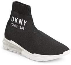 DKNY Nora Logo Sock Sneakers