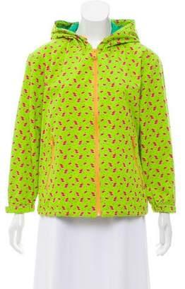 Prada 2017 Printed Jacket