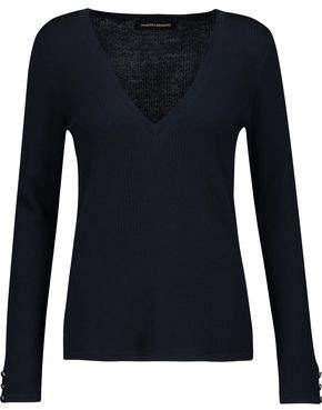 Vanessa Seward Bettina Ribbed Merino Wool Sweater