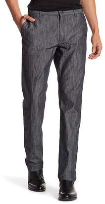 John Varvatos Collection Motor City Striped Straight Leg Jean