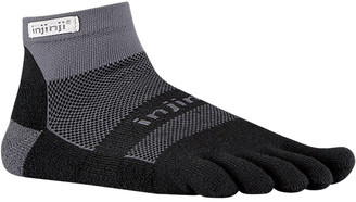 Coolmax Injinji Run Midweight Mini-Crew Sock