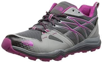 The North Face Hedgehog Fastpack Lite Gore-Tex, Women Low Rise Hiking Shoes, Grey (Griffin Grey/Fuschia Pink Ju5), (36 EU)
