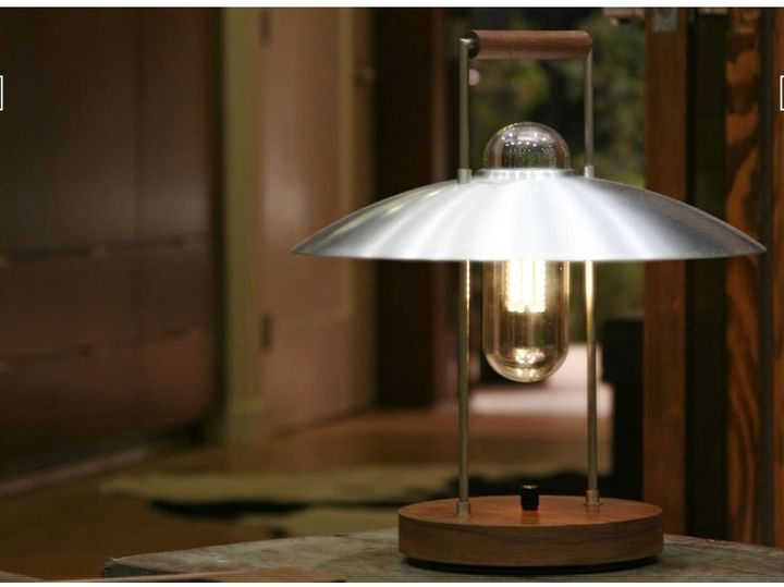 HOM - Escape In Style Thuma Table Lantern