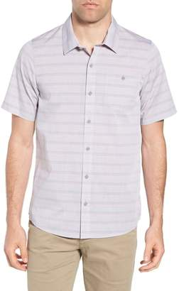 Travis Mathew Comet Regular Fit Short Sleeve Sport Shirt